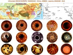 Marea migraţie: Cucuteni-Tripolie, Yangshao, Ban-Chiang, Jomon, Valdivia, Anasazi-Mogollon Altar, Coins, Personalized Items, Rooms