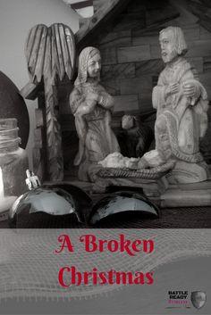 A broken Christmas