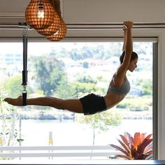 Pilates pics pose - Something to aspire to!! (How would I get out of this pose though?!)