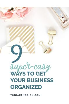 Do you struggle with small business organization? Here are 9 easy tips to organize your business. From organizing your small business office to apps to keeping an inventory of supplies, you'll find easy ideas to help you get organized. Business Credit Cards, Business Money, Business Goals, Business Tips, Small Business Organization, Finance Organization, Organizing, Business Coaching, Business Entrepreneur