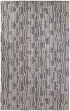 Surya Candice Olson Luminous LMN3003 Gray Rug | Contemporary Rugs