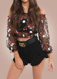 Mode Outfits, Girl Outfits, Fashion Outfits, Grunge Outfits, Look Fashion, Teen Fashion, Latest Fashion, Fashion Trends, Fashion Bloggers