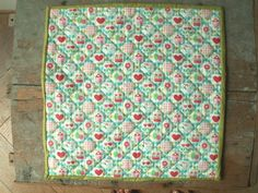12 Little Quilt of Love #23 by Alphenquilts, via Flickr