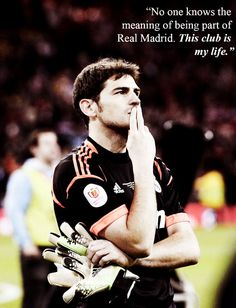 iker casillas - GRAN CAPITAN!