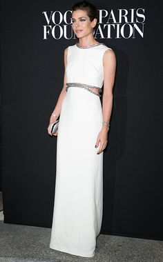 Princess Charlotte Casiraghi in Gucci
