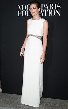 Princess Charlotte Casiraghi in Gucci