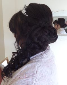 Wedding Hair by Sian Stone...    Hair & Make Up Artist Based in Dorset @ www.SianStone.co.uk