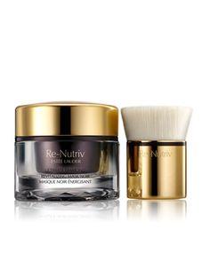 Re-Nutriv+Ultimate+Diamond+Revitalizing+Mask+Noir,+1.7+oz.+by+Estee+Lauder+at+Bergdorf+Goodman.