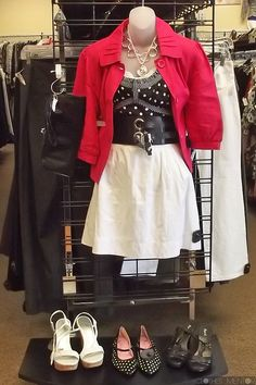 Spring looks good at our Clothes Mentor women's clothing resale store in McKinney, TX