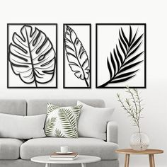 Excited to share the latest addition to my shop: LEAVES l Metal Wall Decor Set Plants Metal Wall Art Set, Monstera Wall Decor, Floral Metal Wall Art, Housewarming Gift, Living Room Decor Family Wall Decor, Wall Decor Set, Metal Wall Decor, Wall Art Sets, Metal Wall Art, Canvas Wall Art, Art Decor, Living Room Decor, 3 Panel Wall Art
