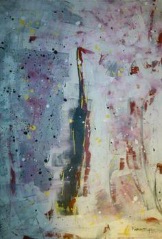 Fortino Jacopo acrilico su tela 2012