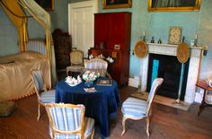 Syon House French Interiors, House Interiors, West London, French Style, Country, Screen Shot, Crowns, Vignettes, Queens