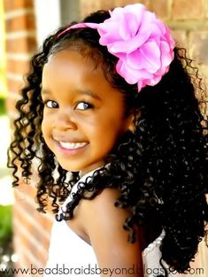 cuteness overload - http://www.blackhairinformation.com/community/hairstyle-gallery/kids-hairstyles/cuteness-overload-3/ #kidshairstyles