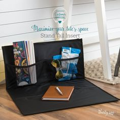 The best companion for your LUT is back for September 2016!! #ThirtyOneGifts #StandTallInsert #Organization