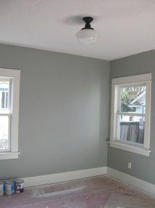 veranda green benjamin moore - similar to restoration hardware silver sage?