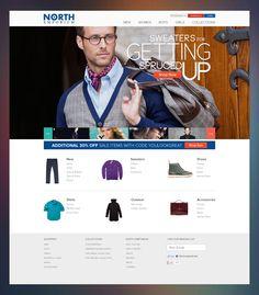 Fashion Store Website
