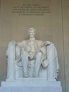 Washington DC-Lincoln Memorial