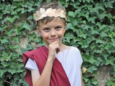 DIY Roman Toga Costume | HGTV >> http://www.hgtv.com/design/make-and-celebrate/handmade/halloween-costume--roman-toga?soc=pinterest