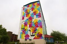 Above - Metamorphosis, Malmø. Sweden graffiti contact facebook painted like tour videos south