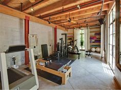 Best addition gym loft bathroom laundry images at home