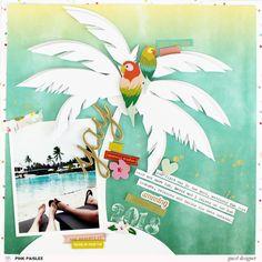 Confetti Wishes: Guest Designer – Kim Jeffress Album Scrapbook, Vacation Scrapbook, Recipe Scrapbook, Disney Scrapbook Pages, Wedding Scrapbook, Scrapbook Page Layouts, Scrapbook Paper Crafts, Scrapbooking Ideas, Layout Inspiration