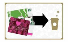 My #Starbucks Rewards: Register Your Starbucks Gift Card and Receive a #Free #Drink