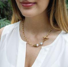 exvoto vintage necklace