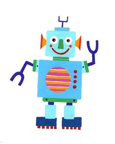 robot clipart for your project or classroom free png files that rh pinterest com free robot clipart images