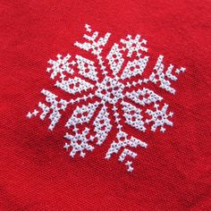 As the Christmas season approaches, surface embroidery comes in handy for creating personal gifts or small home decor touches. Cross Stitch Christmas Cards, Xmas Cross Stitch, Cross Stitch Bookmarks, Cross Stitch Art, Cross Stitch Borders, Counted Cross Stitch Patterns, Cross Stitch Designs, Cross Stitching, Crewel Embroidery