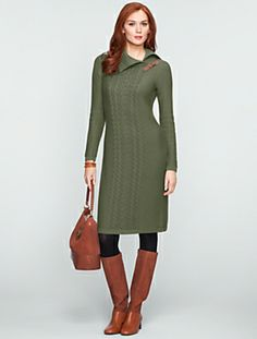 Stylish and warm, long sleeves and no cowl neck! <3 it!