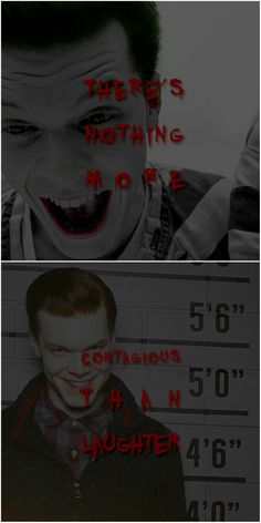 Jerome aka baby Joker He's now one of my favourite characters Jerome Gotham, Gotham City, Baby Joker, Gotham Tv Series, Victor Zsasz, Jerome Valeska, Cameron Monaghan, Gotham Batman, Riddler