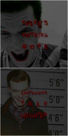 Jerome #joker #gotham #fox tumblr