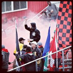 Stony Monday Riot (Ottawa Fury FC) NASL (D2)