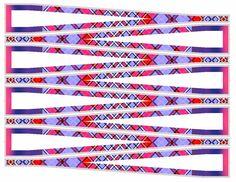 ArtbyJean - Paper Crafts: ---PAPER BEADS
