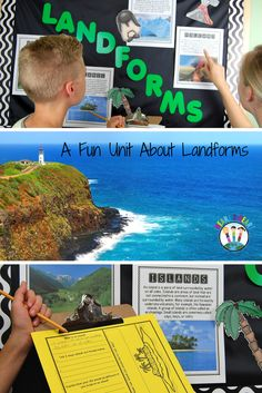 Engaging map skills activities pinterest map skills cardinals students will love learning about these 12 major landforms with this fun resource made especially for map skillsmiddle gumiabroncs Image collections
