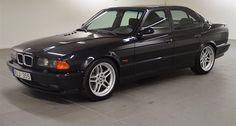 BMW M5 gemballa E38 front 6gang: 27.900€ - Wöchentliche Videos über außergewöhnliche Automobile sowie Berichte von automobilen Veranstaltungen | Weekly videos about extraordinary cars as well as car-event coverage. http://youtube.com/steffeningwersen