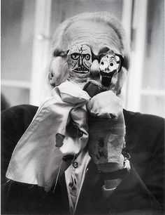 Paul Klee puppet (Old Chum Flickr gallery)