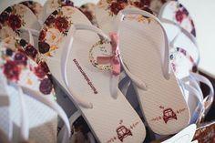 havaianas de lembrancinha - mini-wedding
