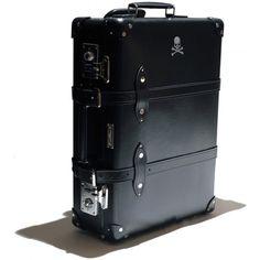 Mastermind & Globe-Trotter Suitcase