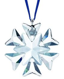 8f14b74bc Swarovski Little Star Ornament, 2007 Swarovski Ornaments, Snowflake  Ornaments, Snowflakes, Swarovski Crystals