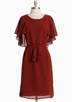 Want this dress so badly! Too bad it's out of stock right now...... So classy!