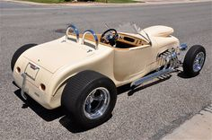 1927 Ford Track-T Roadster | Red Hills Rods and Choppers Inc. - St. George Utah