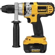 Special Offers - Factory-Reconditioned DEWALT DC927KLR 18-Volt 1/2- Inch Lithium-Ion Cordless Hammerdrill/Drill/Driver with NANO Technology - In stock & Free Shipping. You can save more money! Check It (May 17 2016 at 05:27AM) >> http://hammerdrillusa.net/factory-reconditioned-dewalt-dc927klr-18-volt-12-inch-lithium-ion-cordless-hammerdrilldrilldriver-with-nano-technology/