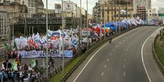 "Top News: ""ARGENTINA: Workers Protest Against Mauricio Macri Economic Policy"" - http://politicoscope.com/wp-content/uploads/2016/09/Workers-Protest-Against-Mauricio-Macri-Economic-Policy-Argentina-Politics-News-790x395.jpg - ""There is nothing more democratic than the workers fighting for their rights,"" said Daniel Catalano, secretary general of the ATE Capital union.  on Politicoscope - http://politicoscope.com/2016/09/04/argentina-workers-protest-against-mauricio-macri-e"
