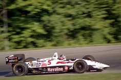 Nigel Mansell - Lola T9300 Ford XB - Newman-Haas Racing - Texaco/Havoline 200 - 1993 PPG Indy Car World Series, round 12