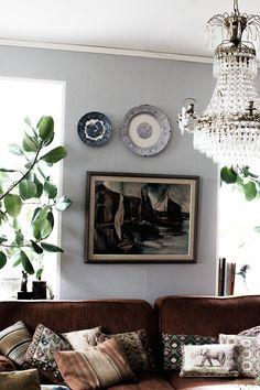#vintagehome #chandelier #lyskrone #madebyvibe @vibecke66