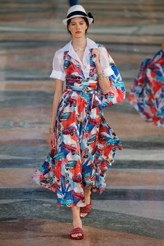 Chanel Takes Us To Cuba For Cruise 2017