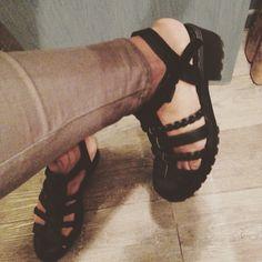 Sandales new look