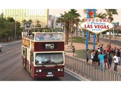 Big Bus Tours is easily one of the most iconic Las Vegas tours that you can take.