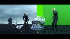 "Here is a new episode of the ""Behind the Scenes"" by #TheFoundry. This time they are at #AtomicFiction about #StarTrek: Into Darkness and #Cosmos: http://www.artofvfx.com/?p=9194"